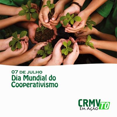 dia mundial do cooperativismo - 07.07