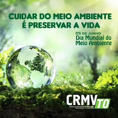 dia mundial do meio ambiente - 05.05