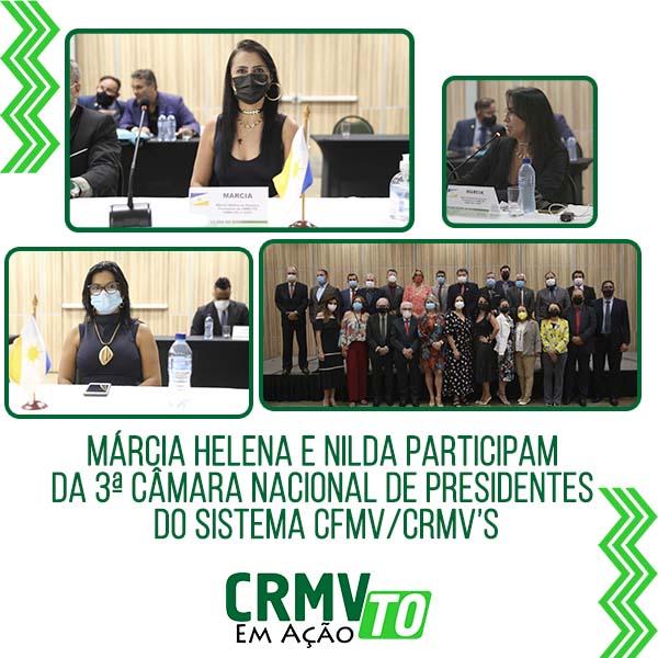 3ª CNP - Márcia e Nilda participam em Natal - RN - 27.08